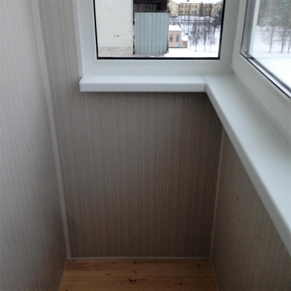 Отделка балконов и лоджий под ключ в москве и подмосковье, ц.