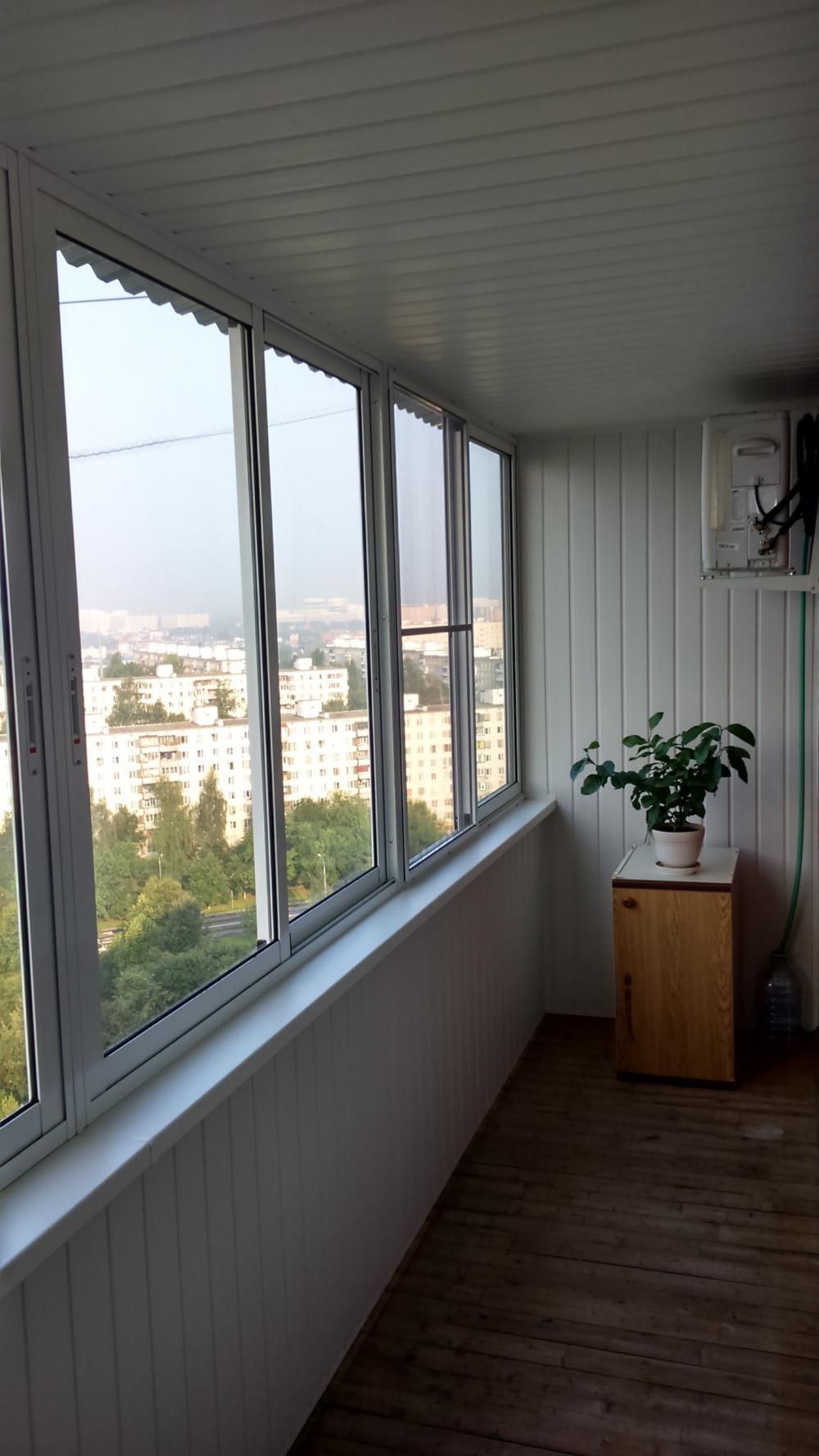"""Отзыв о фирма по остеклению балконов и окон """"балкон-плюс"""" (р."""